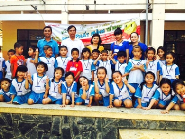 Trường Mầm non Tuổi Thần Tiên: 5 năm một chặng đường