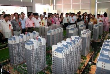 Tháng 10/2016: Lượng giao dịch bất động sản tăng mạnh