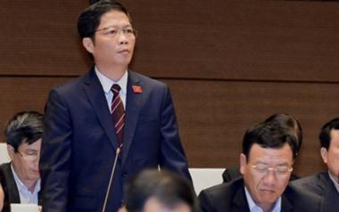 Bộ trưởng Trần Tuấn Anh giải trình về Dự án Luật Quản lý ngoại thương