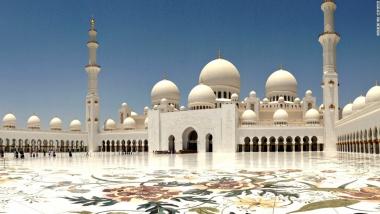 Những nơi đẹp nhất để đến thăm ở Abu Dhabi