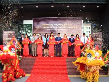 Ra mắt Văn phòng giới thiệu dự án FLC Hạ Long