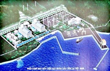 Dừng dự án điện hạt nhân Ninh Thuận không phải vì vấn đề kỹ thuật