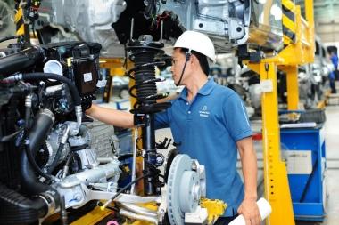 Chỉ số sản xuất công nghiệp tăng 7,2%