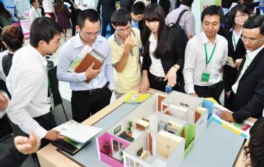 Quý III/2016: Chỉ số nhà ở TP. Hồ Chí Minh tăng, Hà Nội giảm