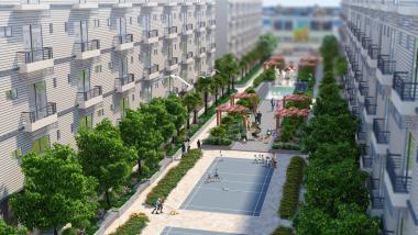 Sắp mở bán FLC Ecohouse Long Biên