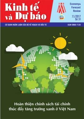 Giới thiệu Tạp chí Kinh tế và Dự báo số 31 (671)