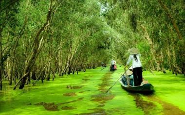 Xuôi thuyền U Minh Thượng
