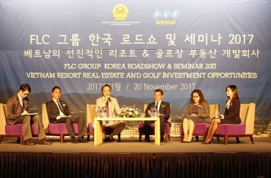 FLC sẽ mở Văn phòng đại diện tại Seoul, Hàn Quốc