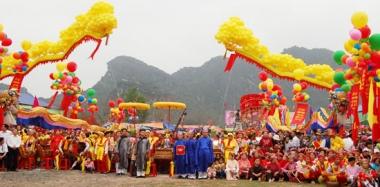 Quý I/2018: Dự thảo Nghị định về hoạt động lễ hội sẽ được trình Chính phủ