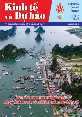 Giới thiệu Tạp chí Kinh tế và Dự báo số 32 (672)