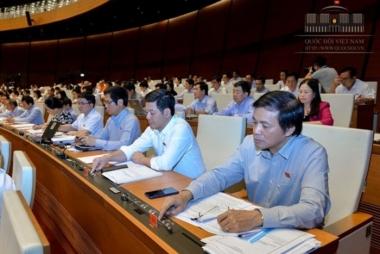 Quốc hội duyệt chi 22.938 tỷ đồng giải phóng mặt bằng cho sân bay Long Thành