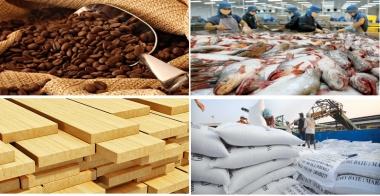 Xuất khẩu nông, lâm, thuỷ sản 11 tháng đầu năm 2017 đạt 33,14 tỷ USD