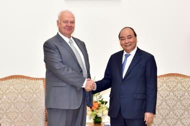 """Thủ tướng: """"Không gian hợp tác Việt Nam- Nga hết sức rộng lớn"""""""