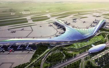 Tổng mức đầu tư Dự án thu hồi đất sân bay Long Thành là 22.856 tỷ đồng