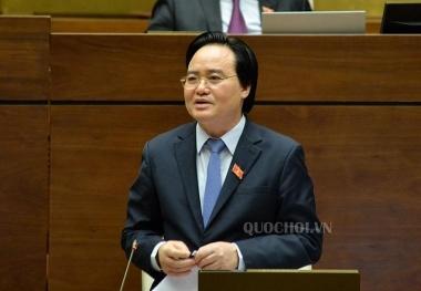 Quốc hội bàn về sửa đổi toàn diện Luật Giáo dục