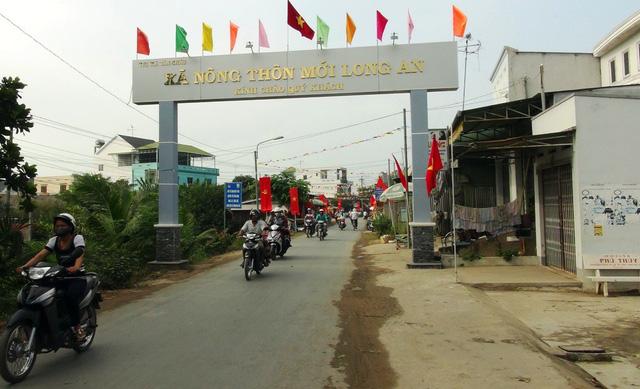 TP. Châu Đốc hoàn thành xây dựng NTM