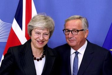 EU chính thức thông qua thoả thuận Brexit