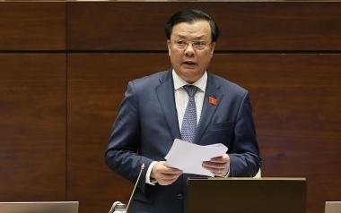 Bộ trưởng Đinh Tiến Dũng: Thu NSNN đang ngày càng bền vững hơn!