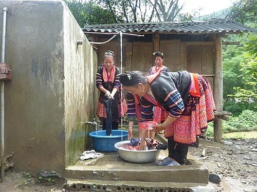 Đảm bảo cung cấp nước sinh hoạt bền vững, an toàn cho  đồng bào dân tộc thiểu số
