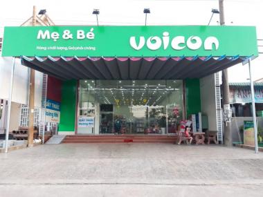 Hệ thống siêu thị Mẹ và Bé Voi Con - Hàng chất lượng, giá phải chăng