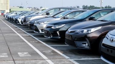 Thoát 10/2019, sản lượng xe ô tô nhập khẩu nguyên chiếc tiếp tục tăng
