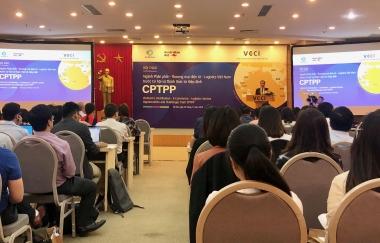 """CPTPP không """"làm khó"""" ngành thương mại điện tử Việt Nam"""