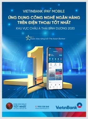 VietinBank iPay Mobile khẳng định vị thế trên trường quốc tế