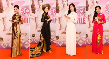 Vẻ đẹp của thí sinh vòng sơ khảo phía Bắc - Hoa hậu Doanh nhân Việt Nam Toàn cầu 2020