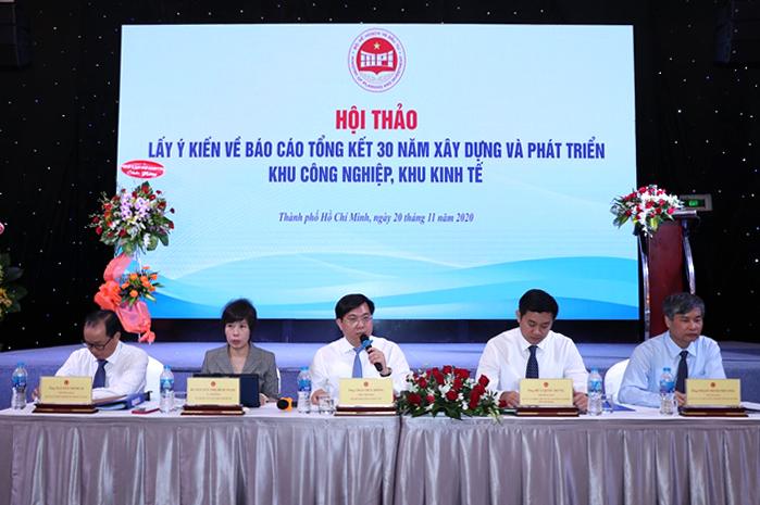 Tiếp tục khẳng định vai trò của các KCN, KKT đối với xây dựng và phát triển kinh tế - xã hội đất nước