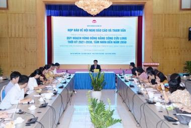 Quy hoạch vùng ĐBSCL 2021-2030: Đảm bảo hài hòa cả lợi ích ngắn hạn và lâu dài