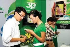 """Cước 3G lại """"đòi"""" tăng giá"""