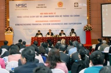 Cần xây dựng nền tảng thể chế tốt để lành mạnh hóa hệ thống tài chính