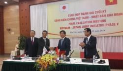 77%  Sáng kiến chung Việt Nam – Nhật Bản giai đoạn V hoàn thành xuất sắc