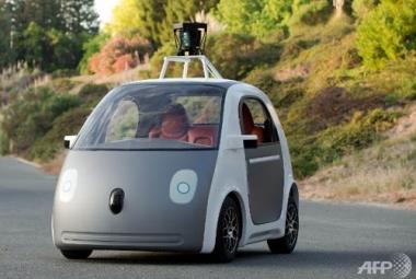 Google 'khoe' xe tự hành sắp chạy thử nghiệm