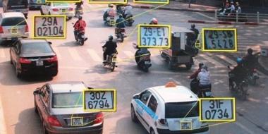 Hà Nội chính thức xử phạt nguội vi phạm giao thông qua camera giám sát