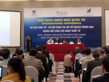 Tăng trưởng kinh tế Việt Nam giai đoạn 2016-2020 có thể ở 6,67%