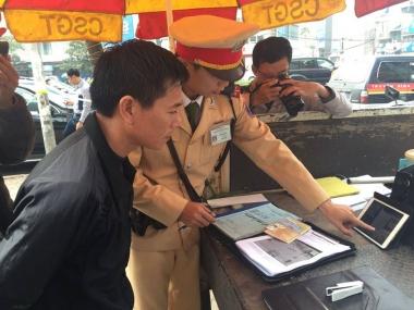 Hà Nội giảm 12,9% số vụ tai nạn giao thông trong tháng 11/2015