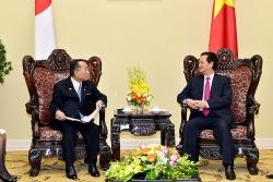 Nâng tầm quan hệ hợp tác Việt Nam - Nhật Bản