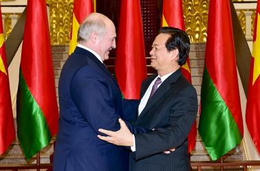 Quan hệ Việt Nam – Belarus: Hợp tác kinh tế là trọng tâm