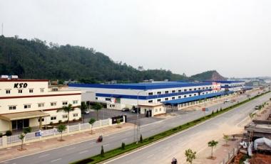 Phát triển khu công nghiệp - đòn bẩy quan trọng để Thái Nguyên sớm trở thành tỉnh công nghiệp