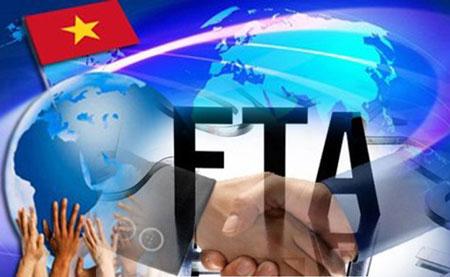 2015: Năm của dấu ấn các hiệp định thương mại tự do