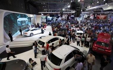 Thị trường ô tô Việt Nam còn nhiều dư địa để phát triển