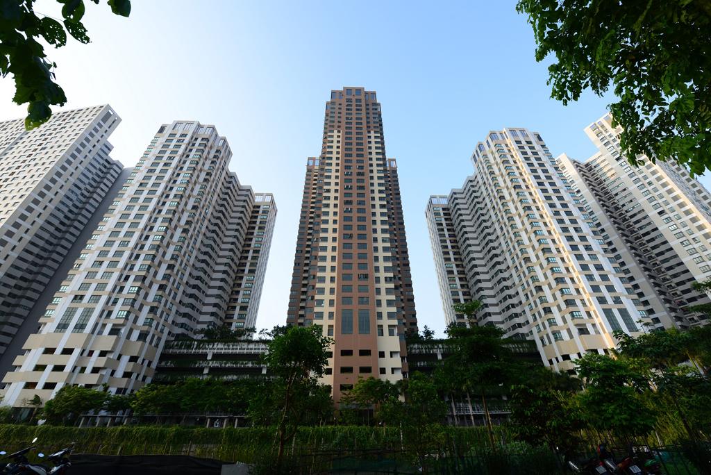 Thị trường bất động sản Hà Nội và TP. Hồ Chí Minh khởi sắc