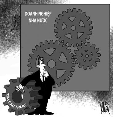 Tái cơ cấu DNNN giai đoạn 2016-2020: Thế nào?