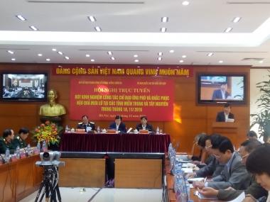 Mưa lũ tại các tỉnh miền Trung, Tây Nguyên gây thiệt hại trên 7.198 tỷ đồng