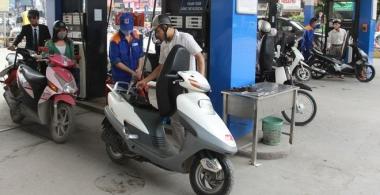 Giá xăng dầu tăng đồng loạt từ 19h00 ngày hôm nay (05/12)