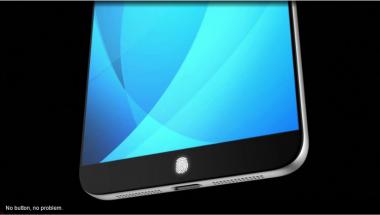 Công nghệ vân tay mới báo hiệu cái chết của nút Home trên iPhone