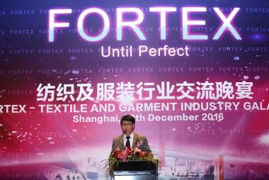 Fortex tổ chức gala ngành dệt may và tri ân khách hàng