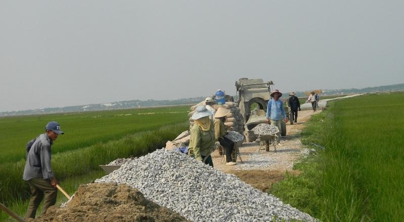 Đến năm 2020, Quảng Bình phấn đấu xử lý dứt điểm nợ đọng xây dựng nông thôn mới