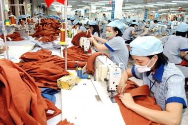 Ngành dệt may đặt mục tiêu xuất khẩu 34 tỷ USD năm 2018